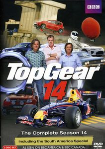 Top Gear 14: The Complete Season 14