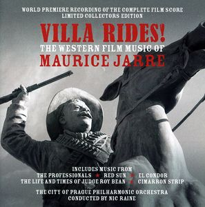 Villa Rides!: The Western Film Music of Maurice Jarre (Original Soundtrack) [Import]