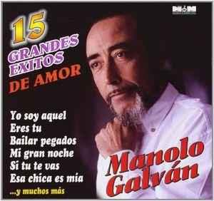 15 Grandes Exitos de Amor [Import]