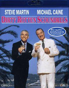 Dirty Rotten Scoundrels (1988) [Import]