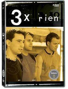 3 X Rien-Saison 2: Coffret [Import]