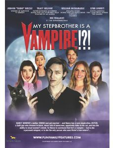 My Stepbrother Is a Vampire