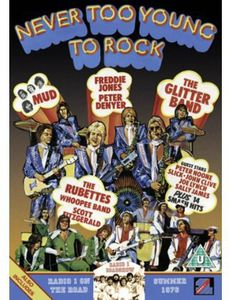 Never Too Young to Rock [Import]