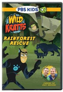Wild Kratts: Rainforest Rescue