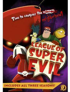 League of Super Evil Megaset