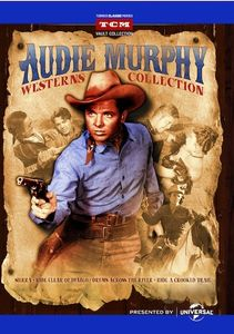 Audie Murphy Westerns Collection