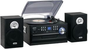 Jensen JTA-475 Turntable (CD/ Cassette, AM/ FM)