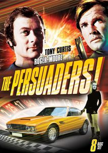 The Persuaders!: The Complete Collection