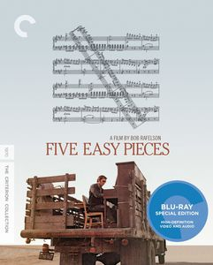 Five Easy Pieces (Criterion Collection)