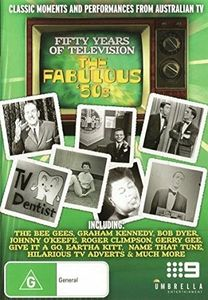 50 Years of Tv-Fabulous Fifties [Import]