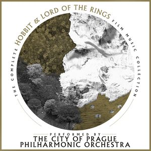 Complete Hobbit & Lord of the Rings Film Music