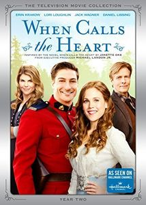 When Calls the Heart: The Television Movie Collection Year Two