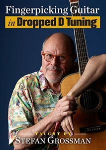 Fingerpicking Guitar in Dropped D Tuning [Import]