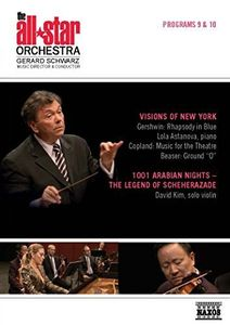 The All-Star Orchestra Programs 9 & 10