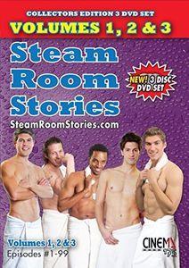 Steam Room Stories 1-3
