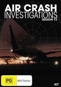 Air Crash Investigations - Season 12 [Import]