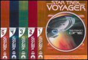 Star Trek Voyager: Season 1-5
