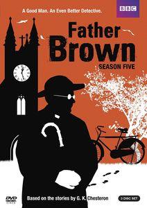 Father Brown: Season Five , Mark Williams
