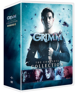 Grimm: The Complete Collection , David Giuntoli