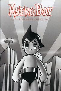 Astro Boy: Ultra Collector's Edition, Set 1