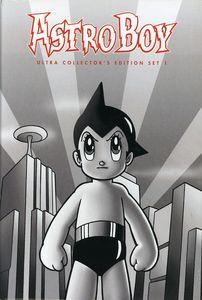 Astro Boy: Ultra Collector's Edition, Set 1