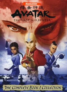 Avatar: The Last Airbender: The Complete Book 1 Collection