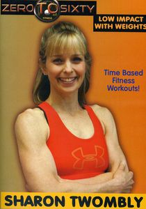 Sharon Twombly: Zero to Sixty Low Impact With Weights