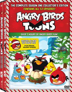 Angry Birds Toons: The Complete Season One Collector's Edition