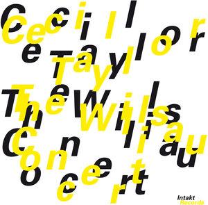 Willisau Concert , Cecil Taylor