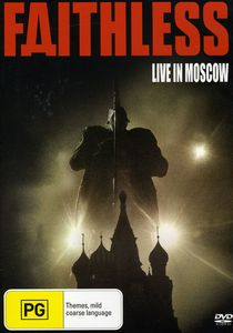 Live in Moscow-Greatest Hits [Import]