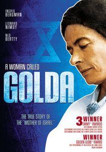 A Woman Called Golda , Ingrid Bergman