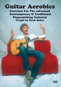 Guitar Aerobics Exercises for the Advanced Contemp