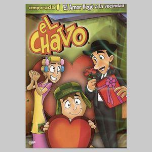 El Chavo Animado: El Amor Llega [Import]