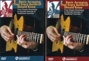 Guitar Method: Basic Arranging Techniques That Every Guitarist Should Know: Volume 1 and 2