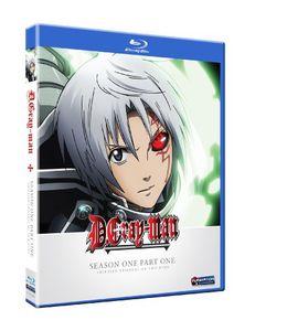D. Gray-man: Season 1