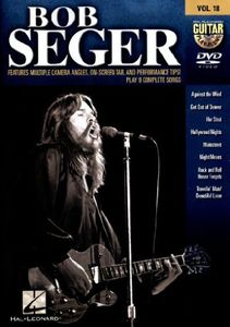 Guitar Play Along: Bob Seger: Volume 18