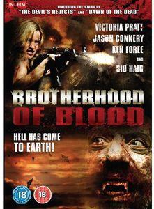 Brotherhood of Blood [Import]