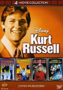 Kurt Russell: 4-Movie Collection