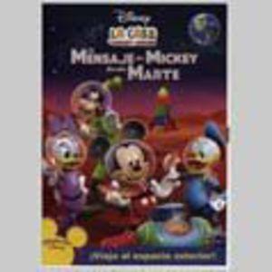 La Casa de Mickey: El Mensaje de Mickey Desde Marte [Import]