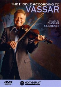 The Fiddle According to Vassar Clements