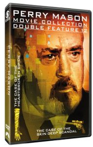 Perry Mason Double Feature 12: The Case of Heartbroken Bride /  The Case of the Skin Deep Scandal