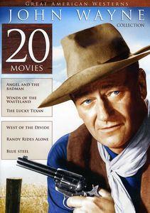 20-Film Great American Westerns: John Wayne Collection