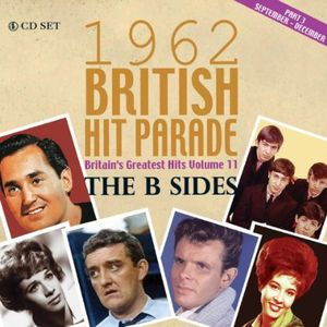 1962 British Hit Parade B Sides Part 3: Sept-Dec