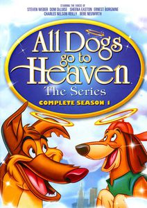 All Dogs Go to Heaven: The Series: Complete Season 1