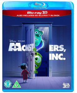 Monsters Inc 3D [Import]