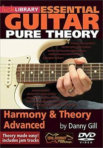 Essential Guitar Pure Theory: Harmony and Theory Advanced