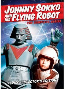 Johnny Sokko and His Flying Robot: The Complete Series , Bobbie Byers