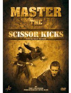 Master the Scissor Kicks: Pencak Silat Method