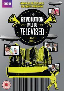 Revolution Will Be Televised [Import]