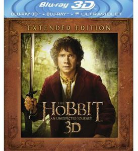 The Hobbit: An Unexpected Journey (Extended Edition) [Import]